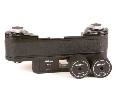 Nikon MF-1 250-exposure back n