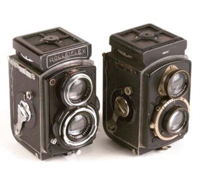 Rollei 4x4 cameras