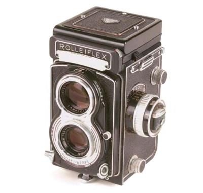Rolleiflex T no. 2220891