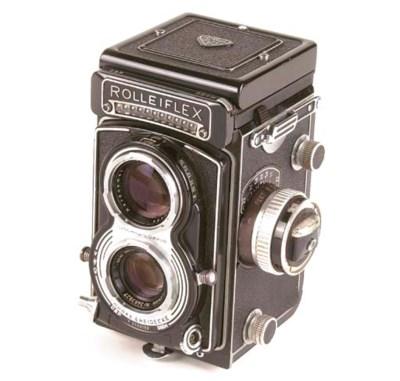 Rolleiflex T no. T2163050