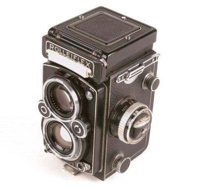 Rolleiflex TLR no. 1746721
