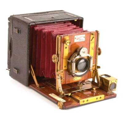 Sanderson hand camera no. 3229