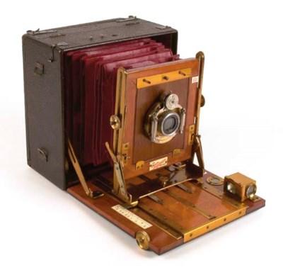 Sanderson hand camera no. 8371