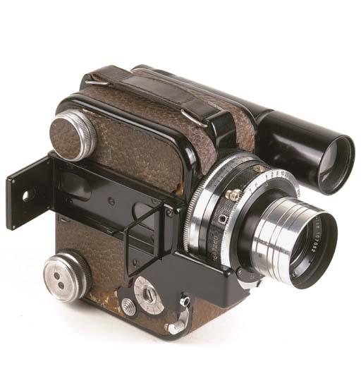 Spektaretta three-colour camera no. 2934