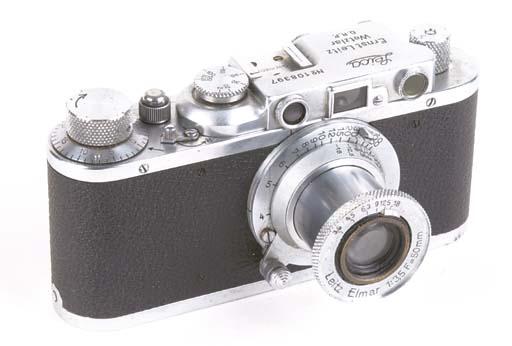 Leica II no. 108397