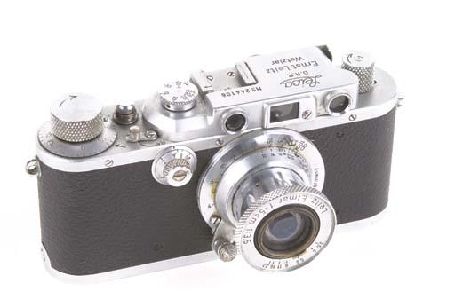 Leica III no. 244106