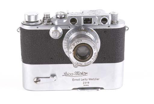 Leica IIIb no. 283735