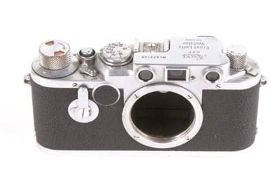 Leica IIf no. 573145