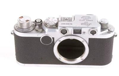Leica IIf no. 809831