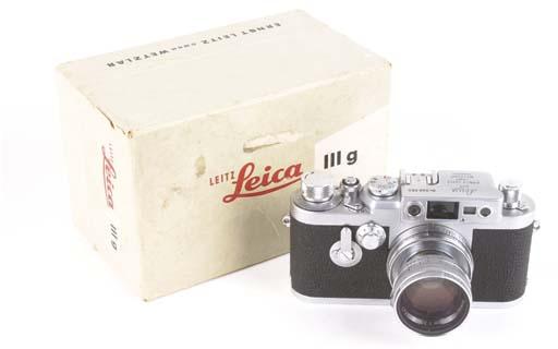 Leica IIIg no. 888862