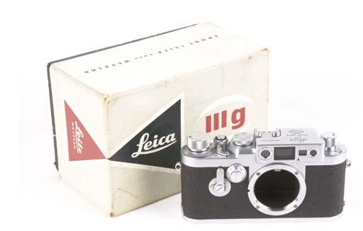 Leica IIIg no. 948343
