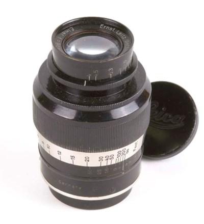 Elmar 9cm. f/4 no. 128087