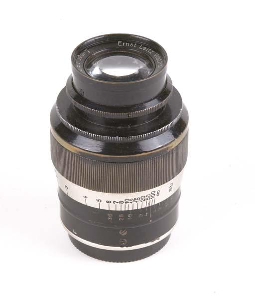 Elmar 9cm. f/4 no. 135005