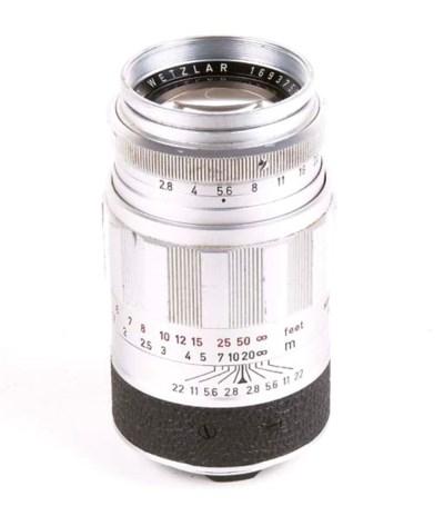 Elmarit f/2.8 90mm. no. 169375