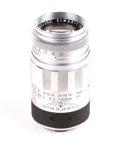 Elmarit f/2.8 90mm. no. 168435