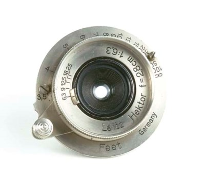 Hektor 2.5cm. f/6.3 no. 273043