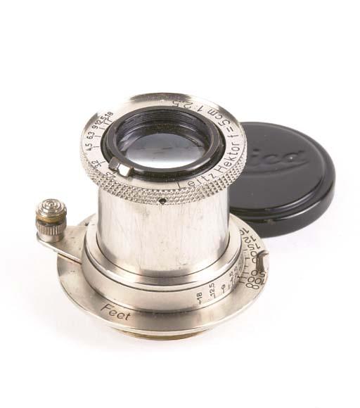 Hektor 5cm. f/2.5 no. 156024
