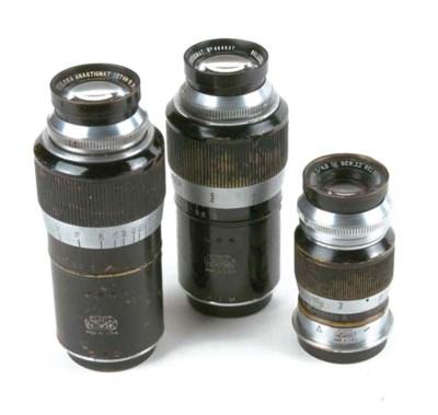 Leitz New York lenses