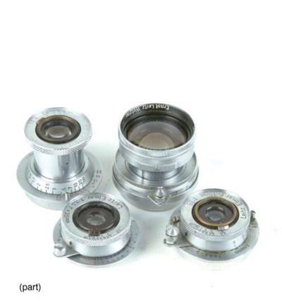 Screw-fit lenses