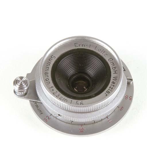 Summaron 2.8cm. f/5.6 no. 1501
