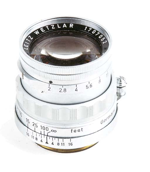 Summicron f/2 50mm. no. 170705