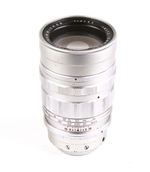 Summicron f/2 90mm. no. 174011