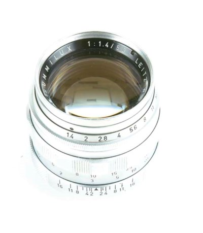 Summilux f/1.4 50mm. no. 18841