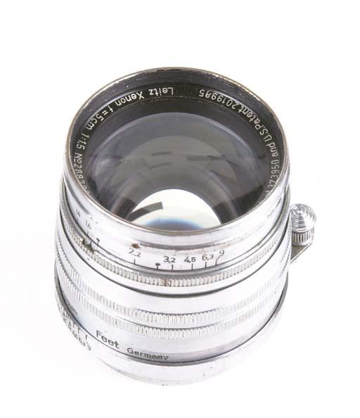 Xenon 5cm. f/1.5 no. 288796