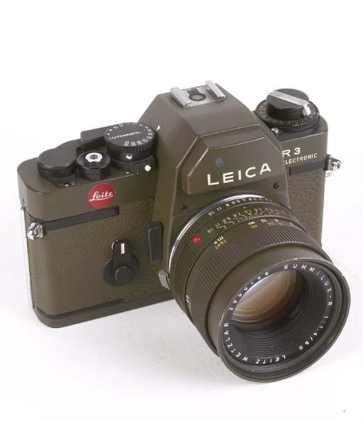 Leica R3 Safari no. 1468882