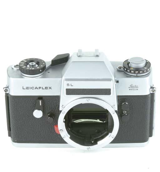 Leicaflex SL no. 1343526
