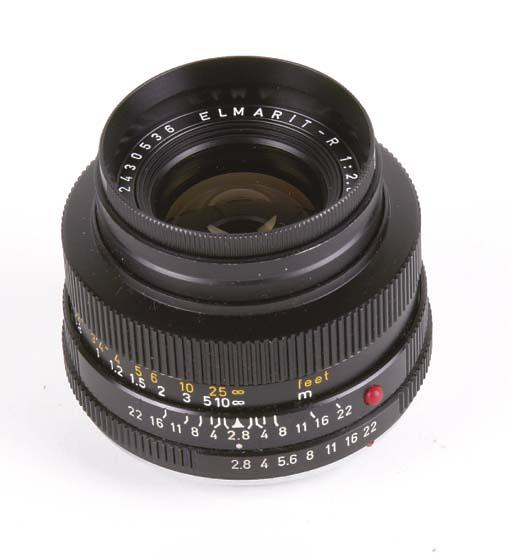 Elmarit-R f/2.8 35mm. no. 2430