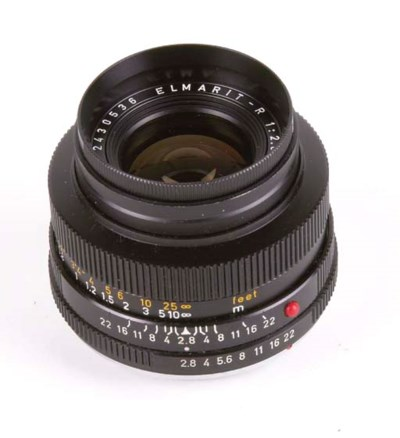 Elmarit-R f/2.8 35mm. no. 2430