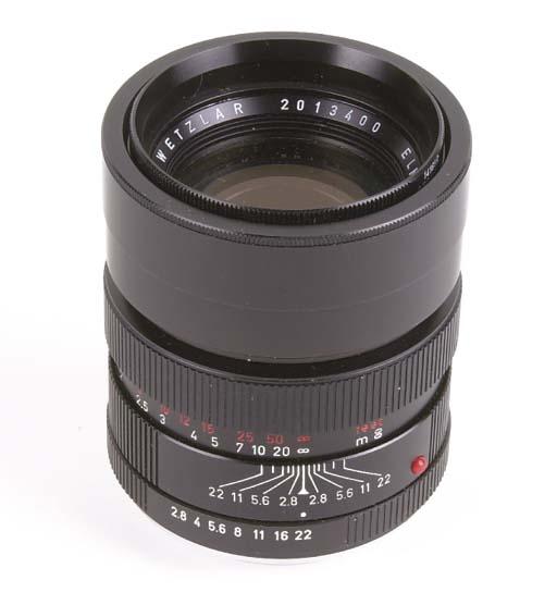 Elmarit-R f/2.8 90mm. no. 2013