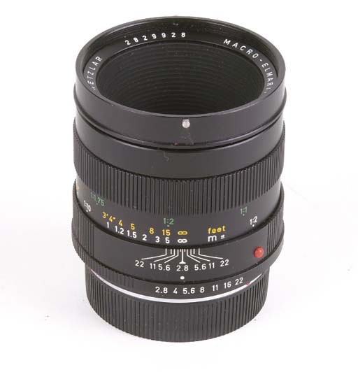 Macro-Elmarit-R f/2.8 60mm. no