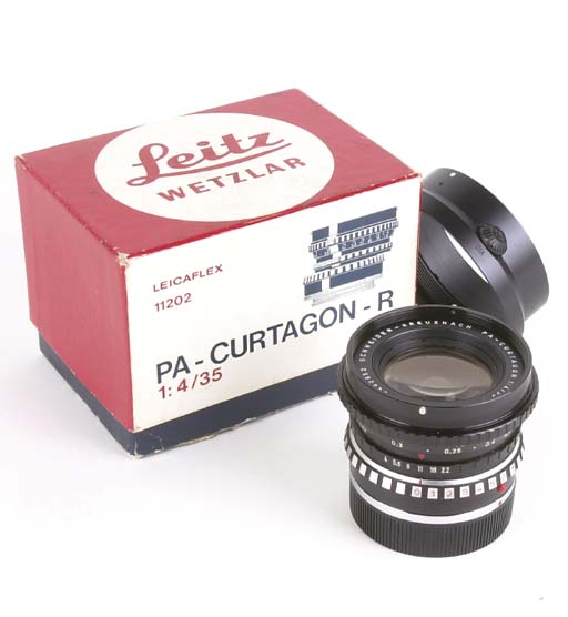 PA-Curtagon f/4 35mm. no. 2452