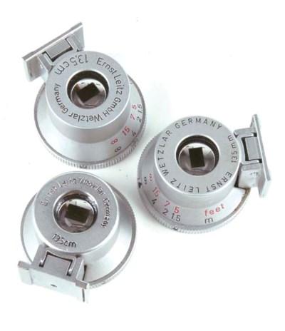 SHOOC optics finders