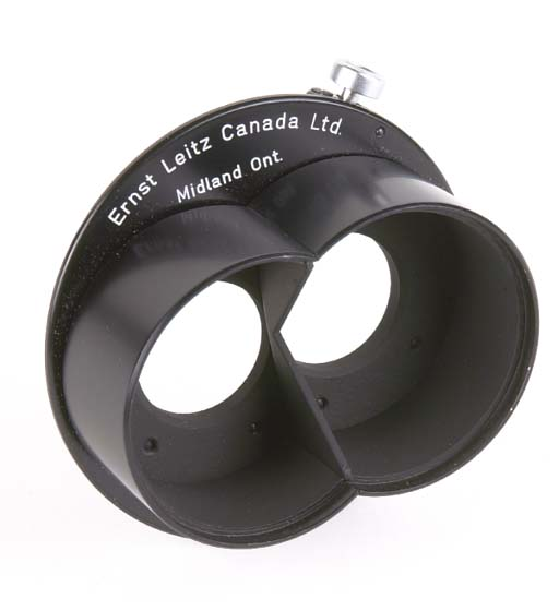 OIGEO Stemar stereo lens hood