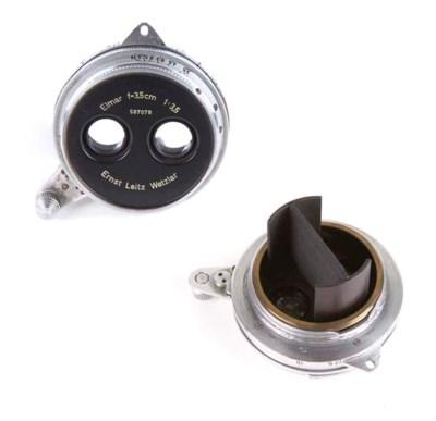 Stereo Elmar 3.5cm. f/3.5 no.