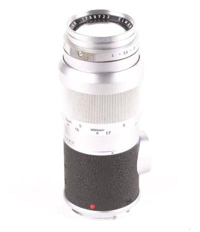 Elmar f/4 135mm. no. 1769723