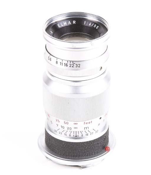 Elmar f/4 90mm. no. 1829538