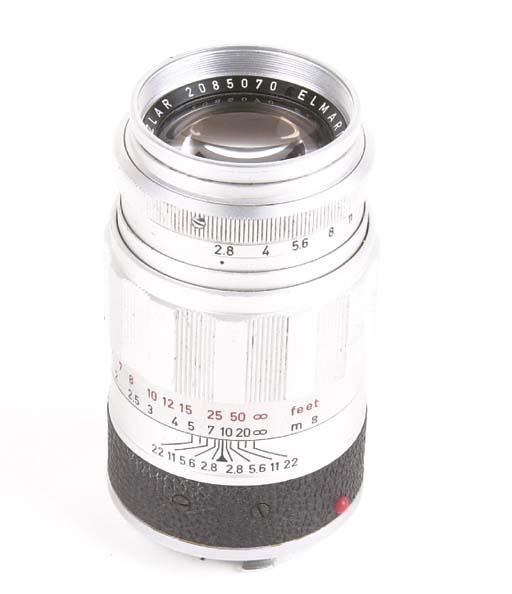 Elmarit f/2.8 90mm. no. 208507