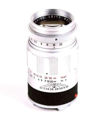 Elmarit f/2.8 90mm. no. 212622