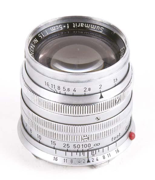Summarit 5cm. f/1.5 no. 143349