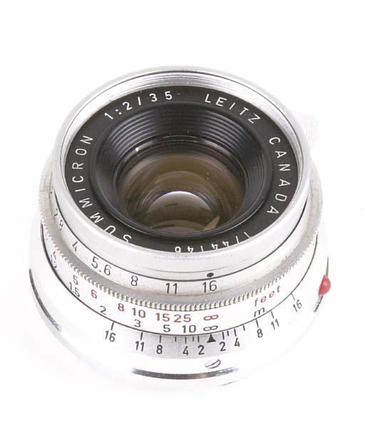 Summicron f/2 35mm. no. 174414