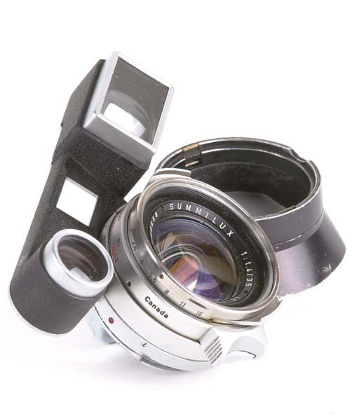Summilux f/1.4 35mm. no. 17306