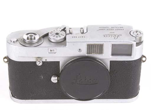 Leica M1 no. 1017324