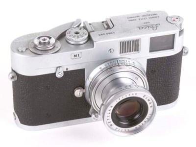 Leica M1 no. 1050283