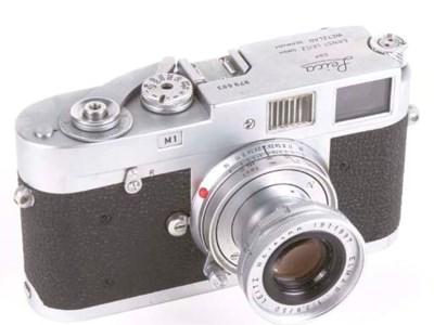 Leica M1 no. 979683