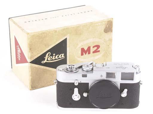 Leica M2 no. 1012452