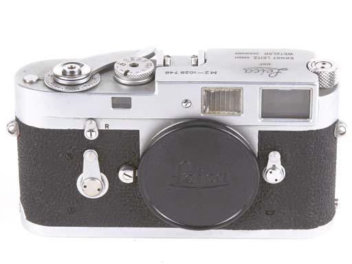 Leica M2 no. 1028748